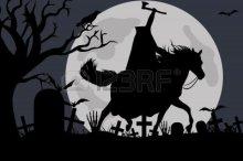 Ghost headless horseman