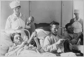WW1 hospital